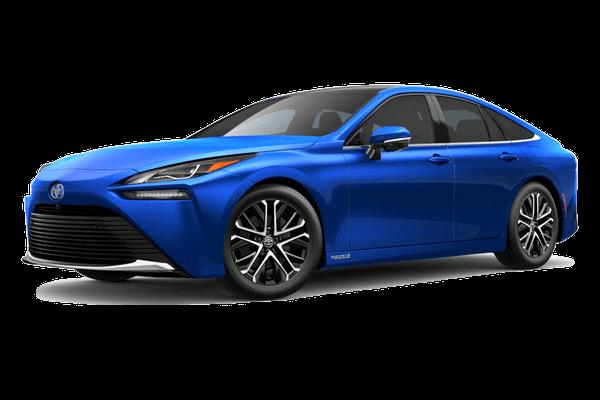 Toyota Mirai voiture à l'hydrogène