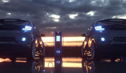 deux voitures électrique chinoise en train de charger