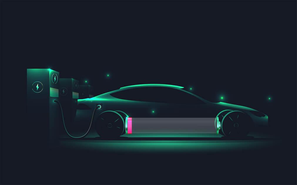 voiture électrique avec 1000 km d'autonomie